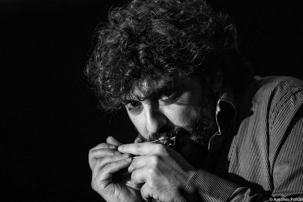 Antonio Serrano armonicista