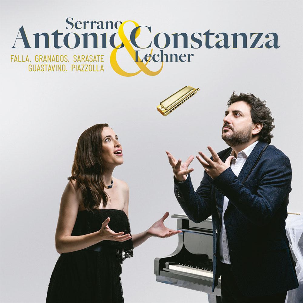 Antonio Serrano y Constanza