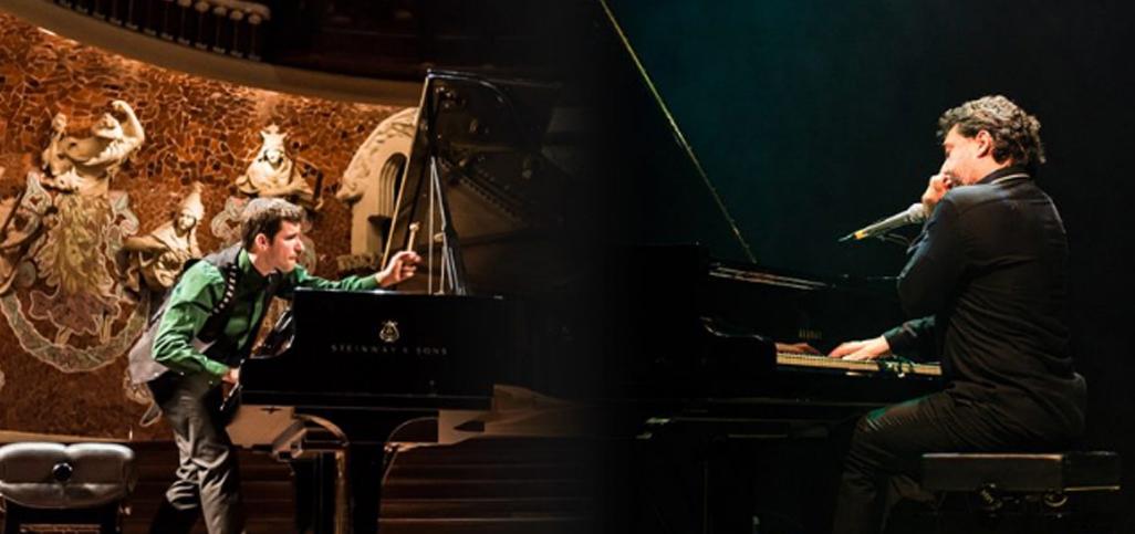 concierto Antonio Serrano y Marco Mezquida