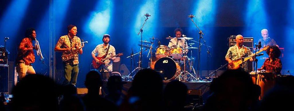 concierto OGUN AFROBEAT - KAMALA