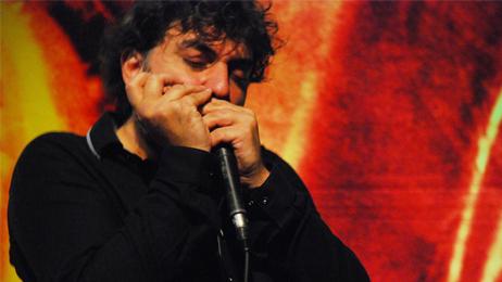 Antonio serrano - jazz varsovia