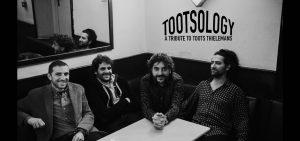 TOOTSOLOGY - ANTONIO SERRANO QUARTET